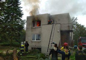 Szkolenie z pożarów wewnętrznych